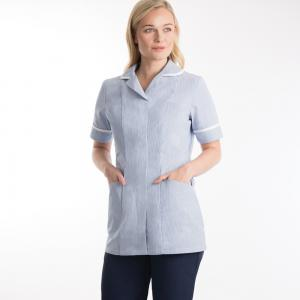 Womens stripe tunic | Workwear | Alexandra