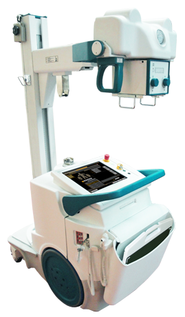 MobiRen-5MT Mobile X-Ray System
