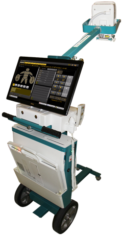 MobiRen-4MT Mobile X-Ray System
