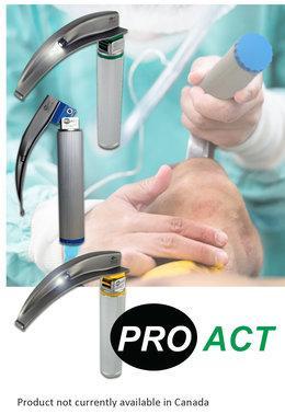 PROACT Laryngoscopes | NEXT Medical Products Company