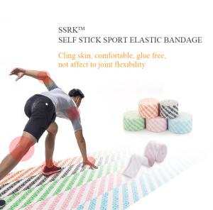 SRKTM Self Stick Sport Elastic Bandage