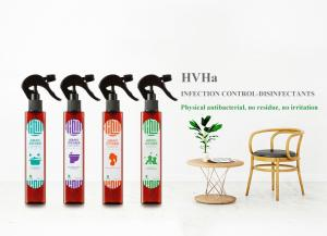 HAHa Infection Control Disinfectants