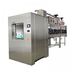 Double Door Square Chamber Pass Through Autoclaves | Astell UK