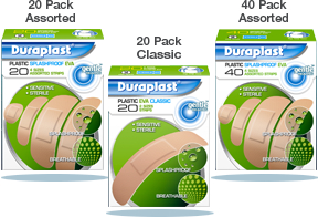 Fast Healing Bandages | Wound Care | Bandages Manufacturer | Duraplast