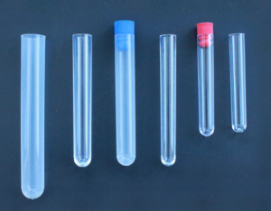 round –bottom test tube