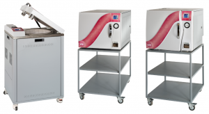 ecotech laboratory autoclave range