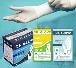 Latex Surgical Gloves – Pre Powdered | Dr. Glove | Pre Powdered Gloves in India