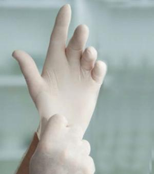 Latex Examination Gloves | Dr. Glove | Latex Examination Gloves Manufactures in India