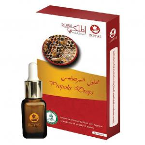 Propolis is also used as an antioxidant and anti-inflammatory agent.