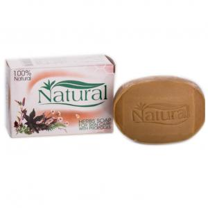 Royal Soap Contains high percentage of laurel oil, oliveoil, almonds oil, castor oil with glycerin. *Maintain the skins brightness, softness and vitality *Gives hair strength and immunity *Prevents hair dandruff