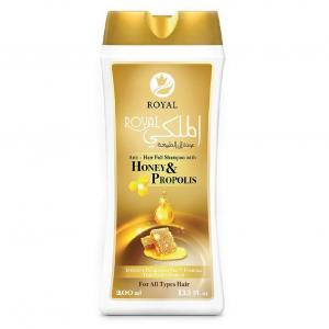 Honey-Bee Propolis Shampoo strengthens hair, helps to promote hair growth and prevents adverse environmental impacts on the roots & hair-shaft.