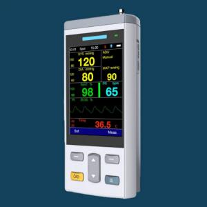 CritiCare™ PC100 Handheld Vital Signs Monitor