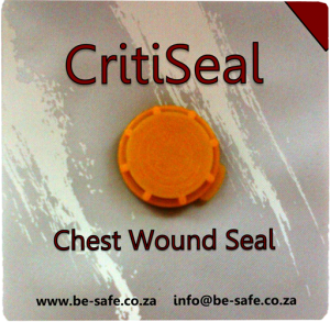 CritiSeal Chest Wound Seal