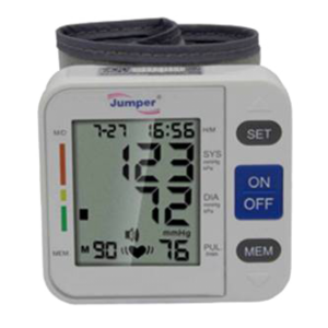 Sphygmomanometer – Digital Wrist