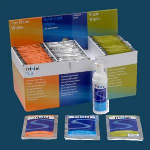 Tristel® Trio Wipes System