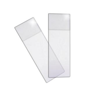 Microscope Slide Single Frost 1.0-1.2mm From Atom Scientific | Microscope Slides | Atom Scientific