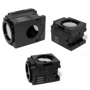 91001 - Nikon Eclipse/Quadfluor - Cubes, Sliders and Rings | Chroma Technology Corp