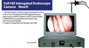 Full HD Integrated Endoscopic System