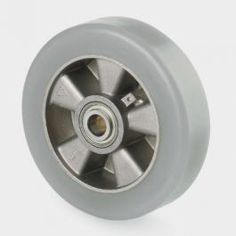Wheels, NOVATECH ITP125x50-Ø25-SH80A convex, Wheels | TENTE USA