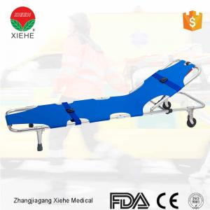 Aluminum Alloy Folding Stretcher YXH-1A3 For Sale,Aluminum Alloy Folding Stretcher YXH-1A3 Manufacturer & Supplier - Xiehe Medical