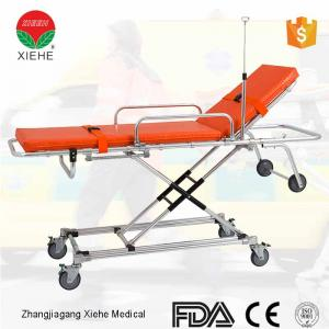 Aluminum Alloy Ambulance Stretcher YXH-3G For Sale,Aluminum Alloy Ambulance Stretcher YXH-3G Manufacturer & Supplier - Xiehe Medical