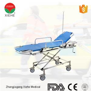 Aluminum Loading Ambulance Stretcher YXH-6L For Sale,Aluminum Loading Ambulance Stretcher YXH-6L Manufacturer & Supplier - Xiehe Medical