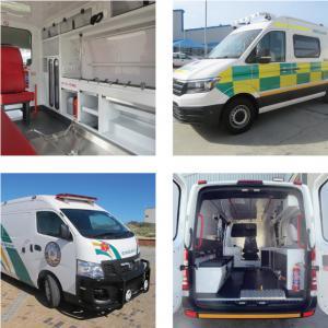 AVE Ambulance Conversions | Advanced Vehicle Engineering
