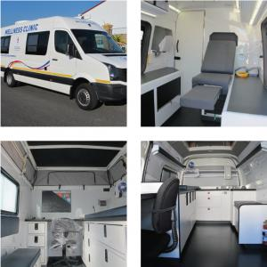 AVE Mobile Clinic Conversions | Advanced Vehicle Engineering