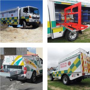 AVE Rescue Vehicles | Advanced Vehicle Engineering