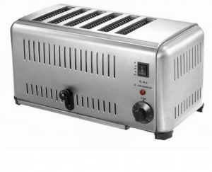 6 SLICE MANUAL LIFT TOASTER - ACT0006