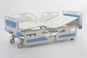 B-6-2 Movable full-fowler Bed with ABS head/foot Board(Central Locking)