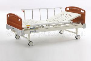 B-2 Movable full-fowler Manual Home Care Bed