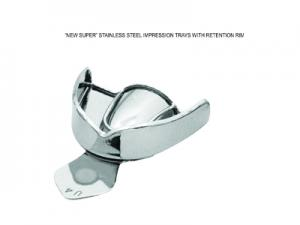 STAINLESS STEEL IMPRESSION TRAYS25