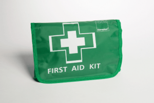 40 Piece Fold Up First Aid Kit
