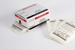 Steropad Low Adherent Double-Sided Absorbent Dressing