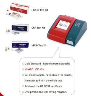 UNT5000 Specific Protein Analyzer, HbA1c