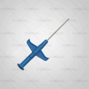 Single use Bone marrow needle for child use