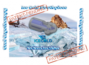 Ice Pack For Mouth | Cold Mouthpiece | Oral Ice Pack | Oral Cooling | Oral Cryotherapy