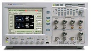 Keysight 86130A Error Performance Analyzer - TestEquity
