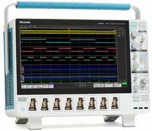 Tektronix MSO5, MSO58 Mixed Signal Oscilloscope - TestEquity