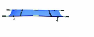 Aluminium foldaway stretcher