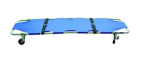 Aluminiumn foldaway stretcher