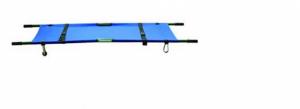 Metal foldaway stretcher