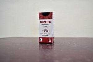 NEPATEK 0.1% EYE DROPS