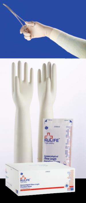 Elbow Length Gloves   Procedure Gloves   Gynecological Gloves