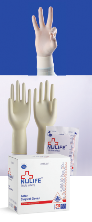 Sterile Latex Surgical Gloves, Latex Surgical Gloves, Sterile Surgical Gloves, Disposable Surgical Gloves