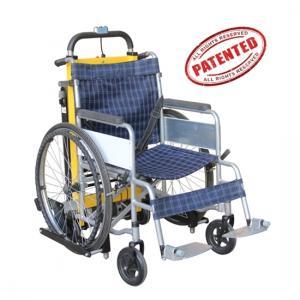 Power Stair Climber for Wheelchair, High Mobility Wheelchair Stairlift|Suzhou AO Tech Co.,Ltd.