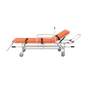 Standard fixed height ambulance stretcher|Suzhou AO Tech Co.,Ltd.