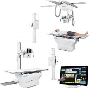 X Ray Systems | Quantum Q-Rad Digital DRX Series Systems