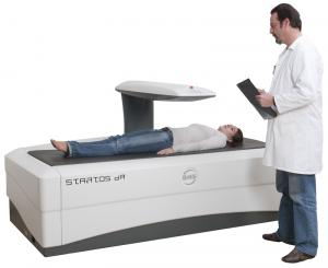 STRATOS dR Bone Densitometry Systems
